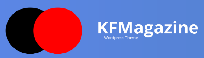 KFMagazine Onedio Wordpress Teması